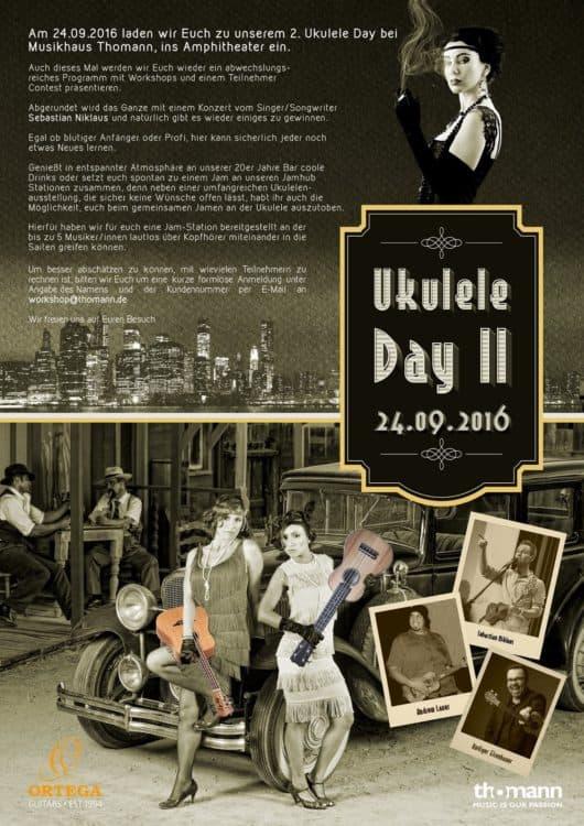 Ukulele Day II