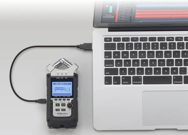 Zoom H4n Pro Testbericht