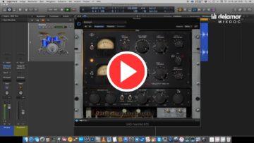 Drums - Parallele Kompression - delamar Mixdoc #002