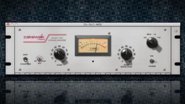 Cakewalk CA-2A Leveling Amplifier