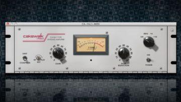 Cakewalk CA-2A Leveling Amplifier