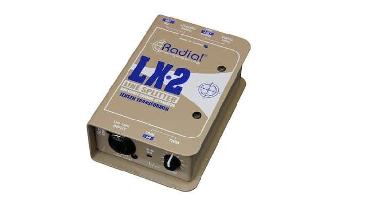 Radial LX2