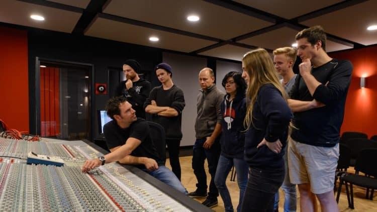Open Studio Day @ Abbey Road Institute Frankfurt am 6. November