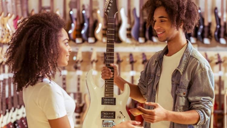 Arbeitgeber in der Musikbranche