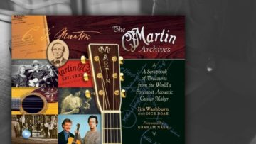 Buchtipp: The Martin Archives - A Scrapbook of Treasures from the World's Foremost Acoustic Guitar Maker