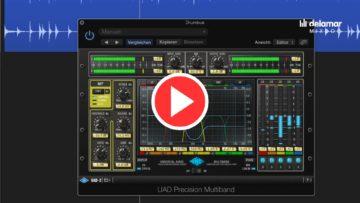 Drums & Multiband-Kompression - delamar Mixdoc #003