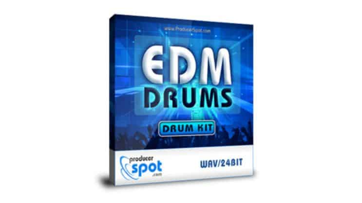 ProducerSpot EDM Drums