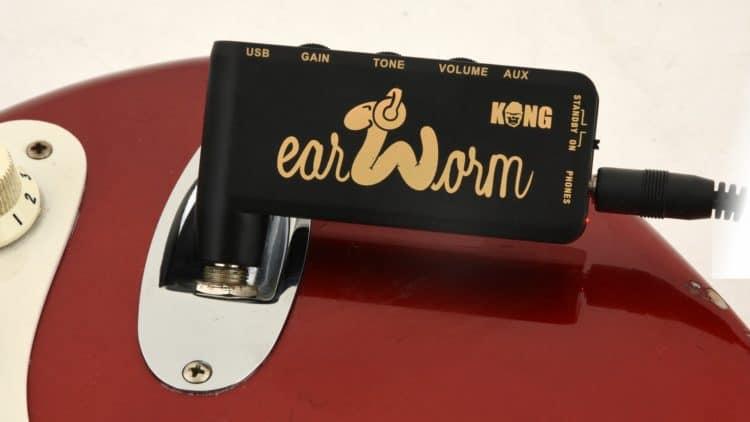 KONG Ear-Worm Testbericht