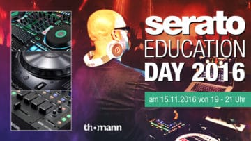 Serato Education Day 2016