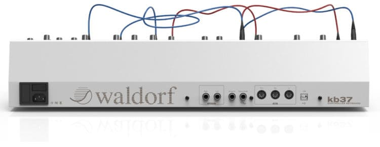 Waldorf kb37 Testbericht