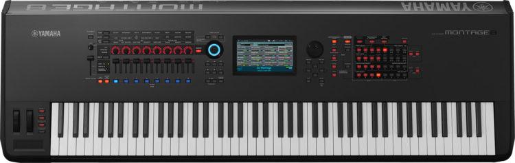 Yamaha Montage 8 Testbericht