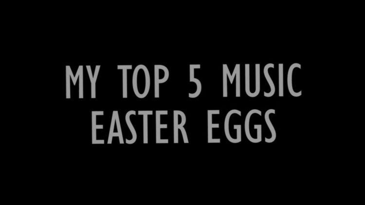 Die 5 besten Easter-Eggs in Musik.