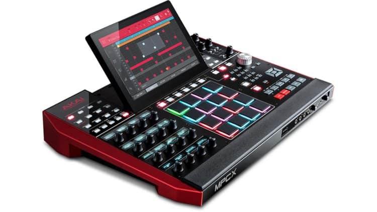 Die eigenständige Groovebox für Producer, die mehr wollen - Akai MPC X