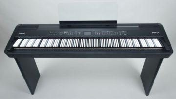 Das Dodeka-Keyboard mit spezieller Klaviatur.