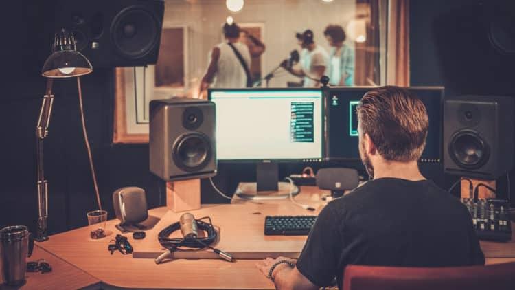 Audio Engineer werden