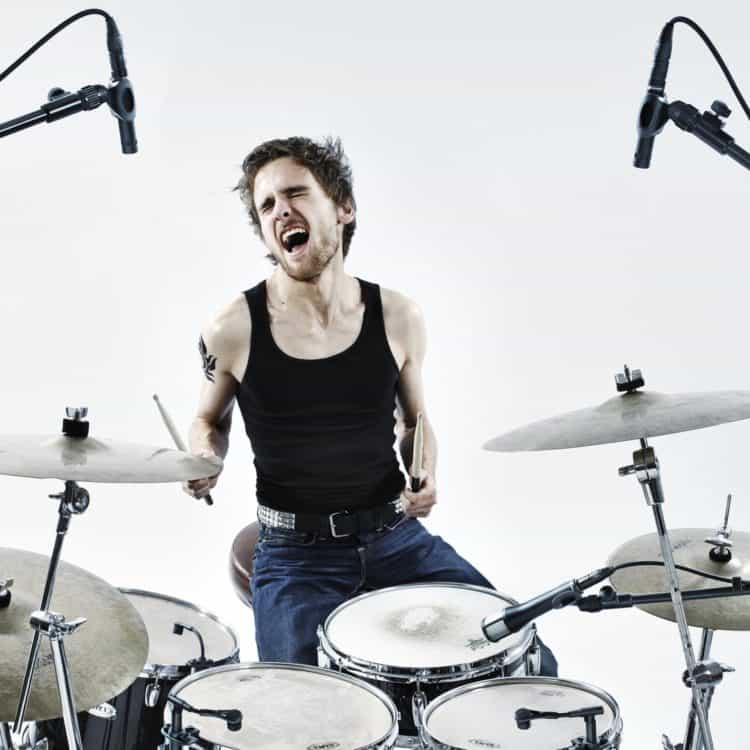 Drum-Mikrofonsets