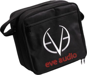 Podcasting Tools - EVE Audio SC203 - Tasche