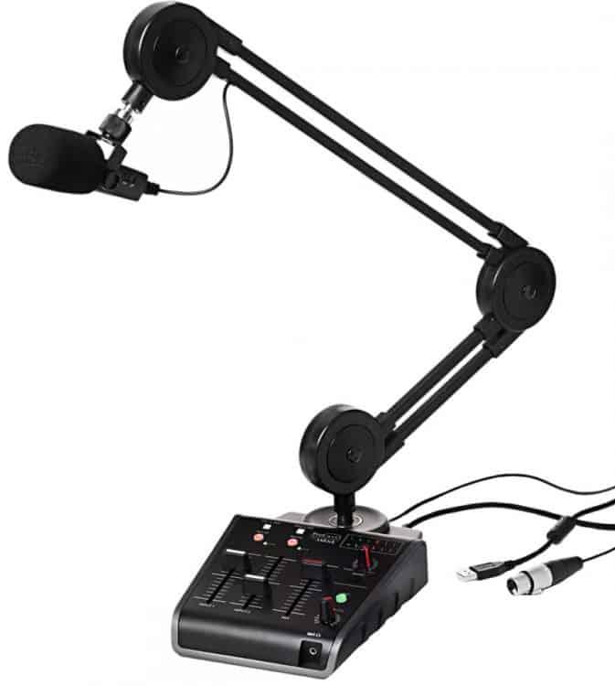 Podcast Equipment - Miktek ProCast SST