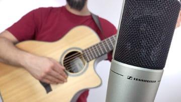 Singer-Songwriter aufnehmen Tutorial