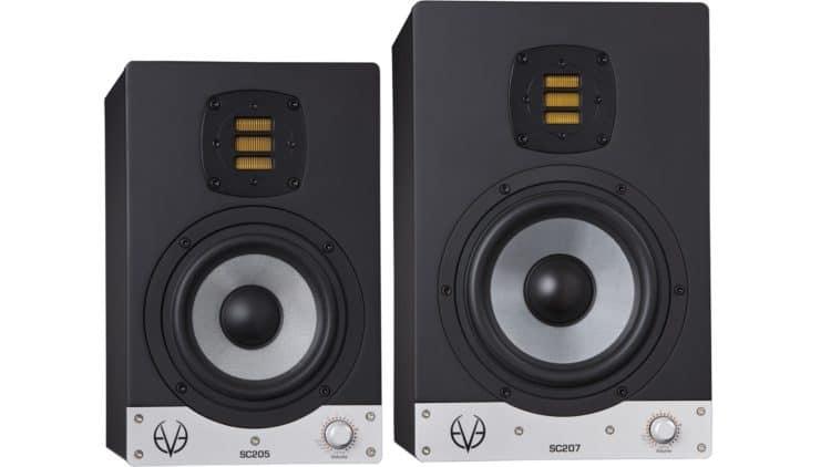 Songwriting Tools - EVE Audio SC205 & SC207 - Studiomonitore