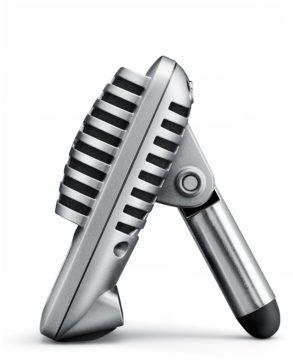 Songwriter Equipment - Shure MOTIV MV51 - USB Mic mit Klappständer