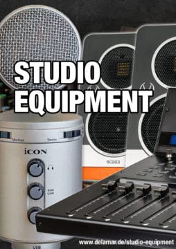studio equipment guide