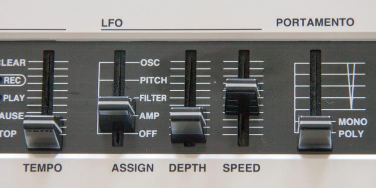 Synthesizer Strings kreieren