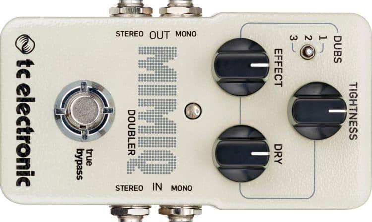 TC Electronic Mimiq Doubler Testbericht