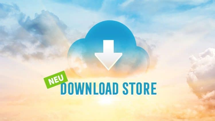 Software im Thomann Download-Store direkt herunterladen.