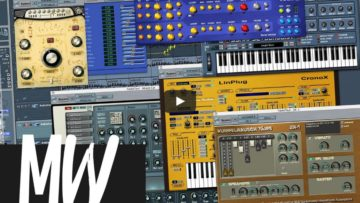 Die Top 10 Software-Synthesizer