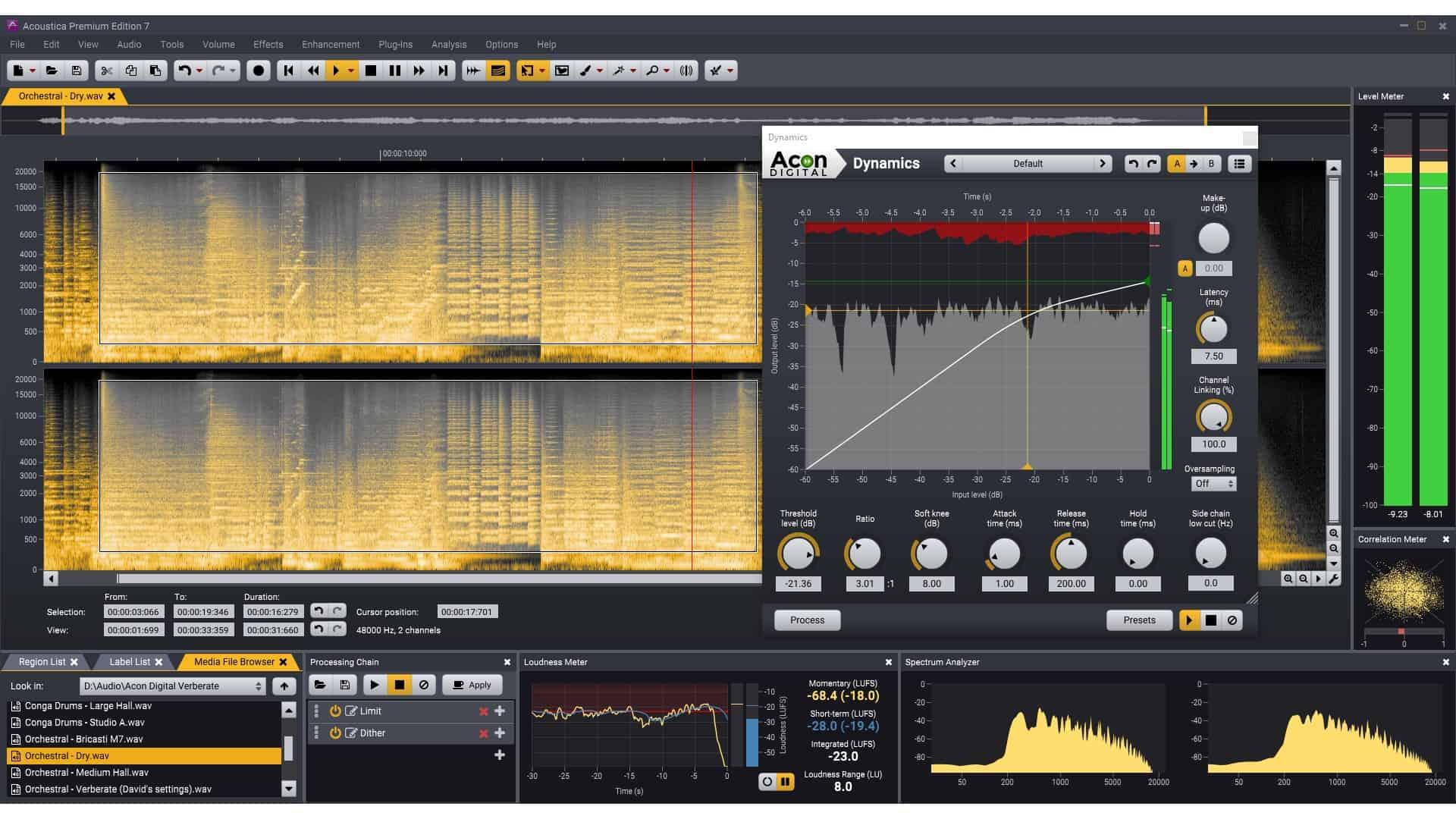 acoustica audio mixer سيريال