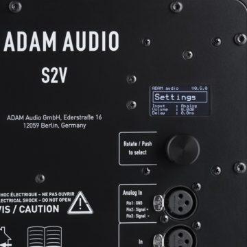 ADAM S2V