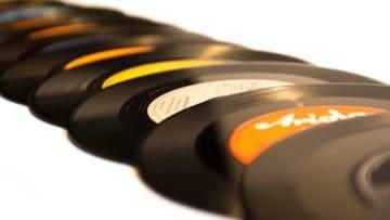 Die Redeart »Schwarzes Gold« trifft auf diese Schallplatten voll und ganz zu.