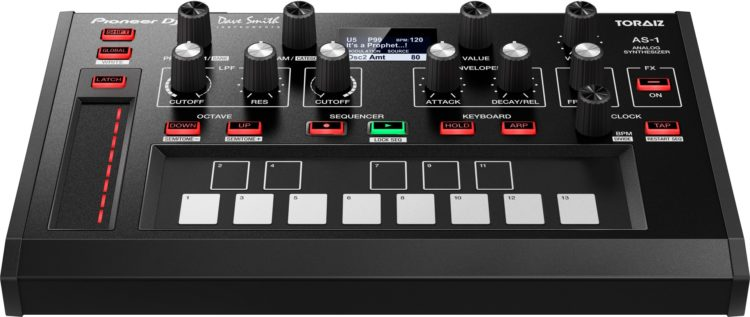 Editor's Choice: NAMM 2017 Highlights - Pioneer DJ Toraiz AS-1