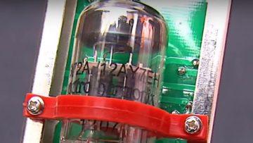 Fame Pro Series VT-67 Testbericht - Die in diesem Mikrofon verbaute Vakuumröhre