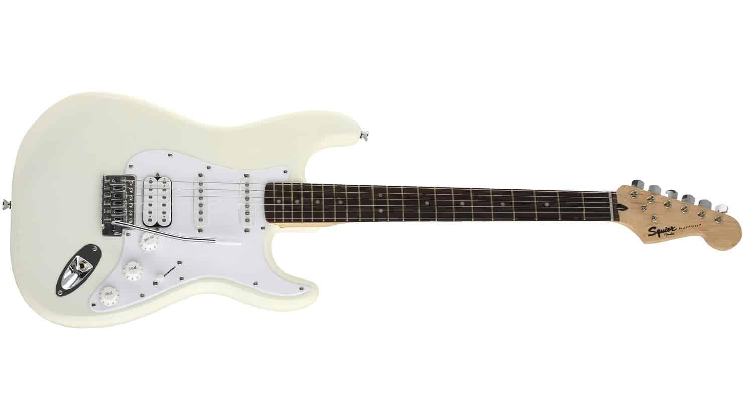 Fender Squier Bullet Strat HSS RW Test ⋆ delamar.de