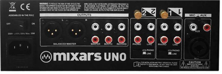 Mixars Uno