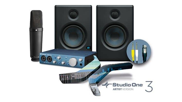 Presonus Special Edition Recording Bundle