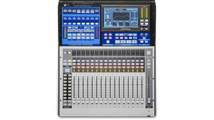 Musikmesse Studio Equipment - PreSonus StudioLive 16