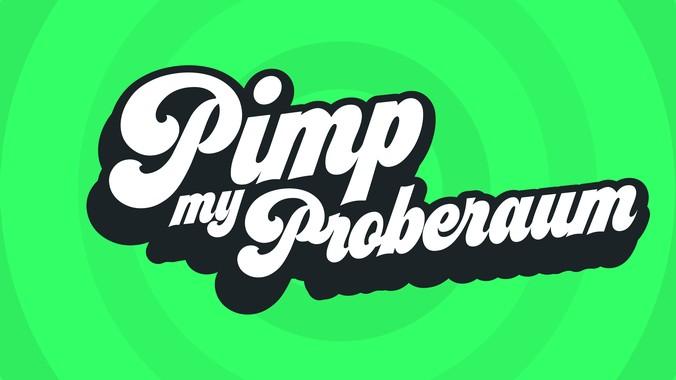 Pimp my Proberaum - Aktion von IMG STAGELINE
