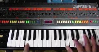 Ein Roland Jupiter-8 Mini - Fake?
