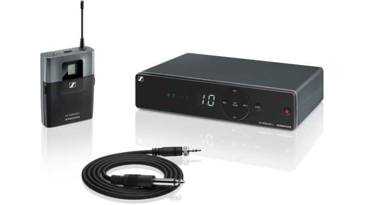 Sennheiser XS Wireless 1 Instrument Set