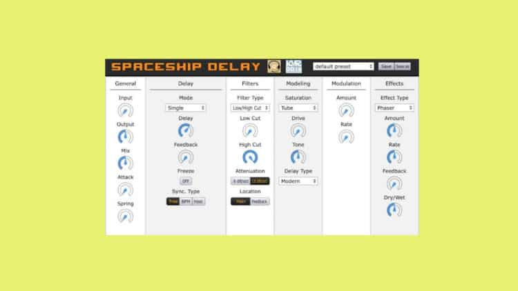 Spaceship Delay