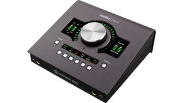 Universal Audio Apollo Twin MkII Testbericht