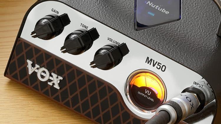 Editor's Choice: NAMM 2017 Highlights - Vox MV50 AC
