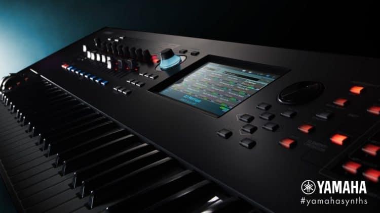 Yamaha Montage Firmware 1.50