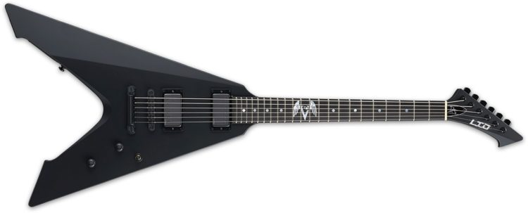 ESP LTD Vulture Test
