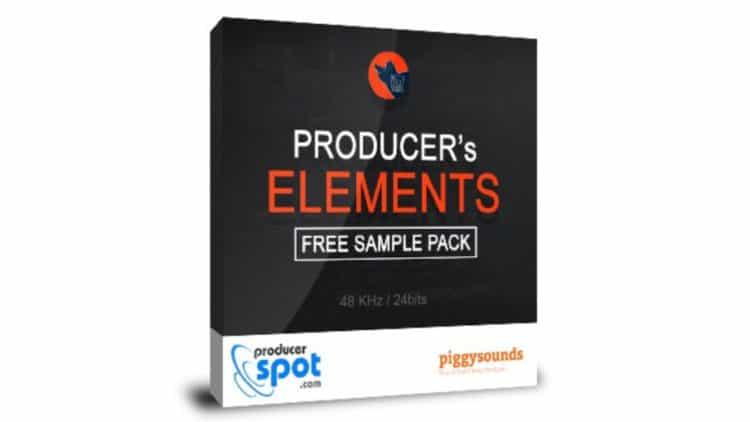 Producer's Elements von Piggysounds