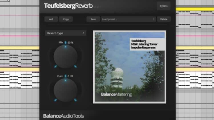 Teufelsberg Reverb