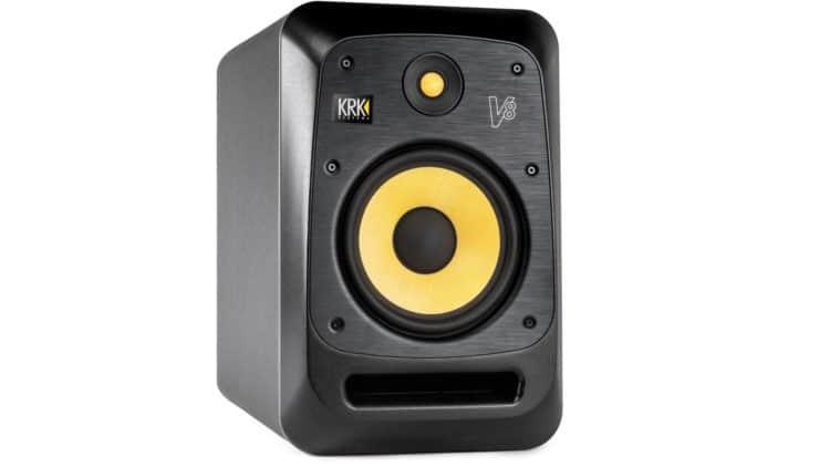 KRK V8S4 Testbericht